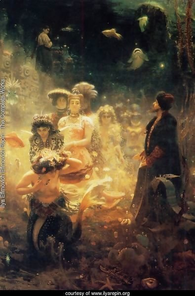 Sadko in the Underwater Kingdom 1876