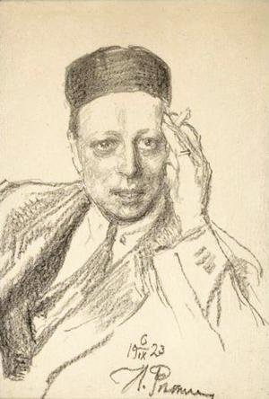 Portrait of Voinov