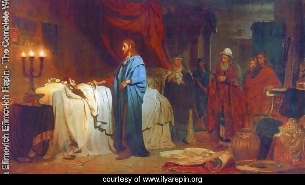 Raising of Jairus' Daughter