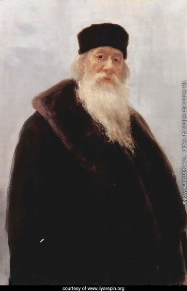 Portrait of Wladimir Stassowa