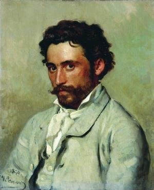 Portrait of Yurkevich