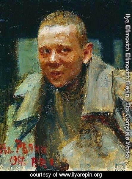 Ilya Efimovich Efimovich Repin The Complete Works Deserter