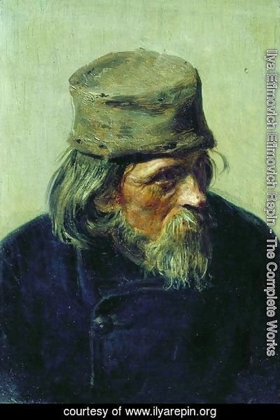 Ilya Efimovich Efimovich Repin - Seller of student works at the Academy of Arts